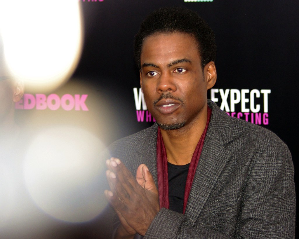Chris Rock's Net Worth