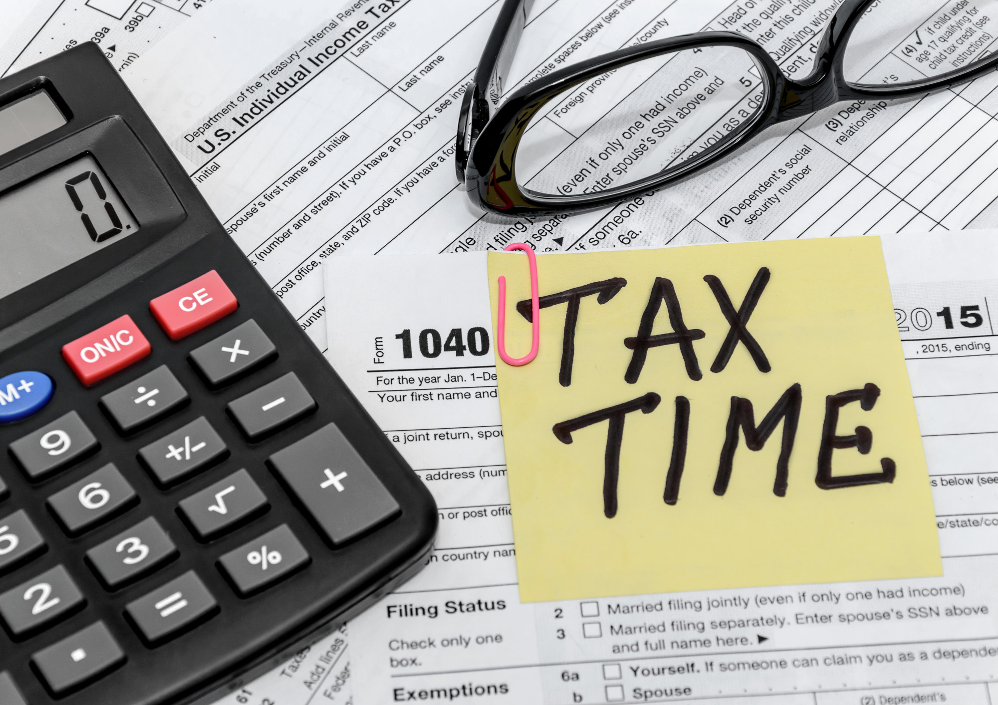 What Is Tax Season? (No, It's Not a Real Season)