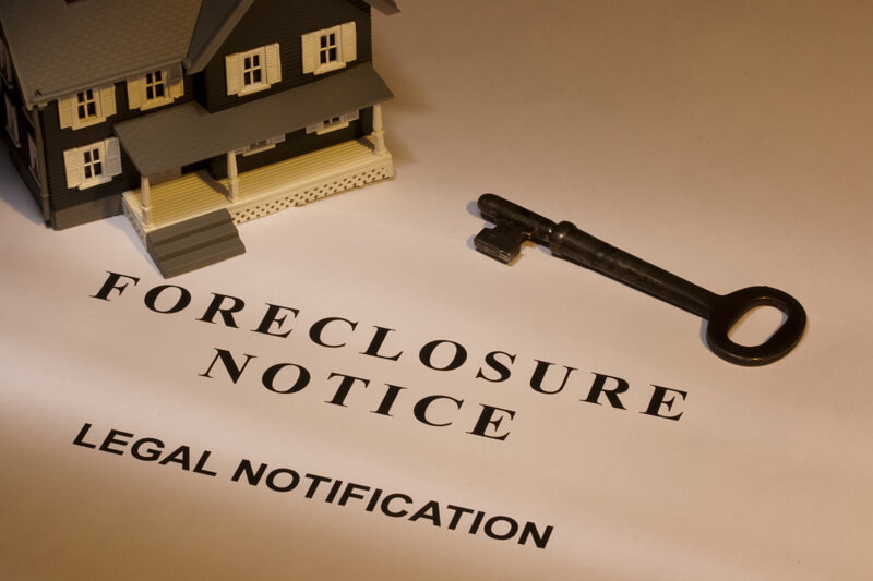 What the Foreclosure Process Actually Looks Like in Practice